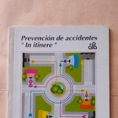 Cómics: PREVENCIÓN DE ACCIDENTES IN ITINERE-ASEPEYO.. Lote 23792455