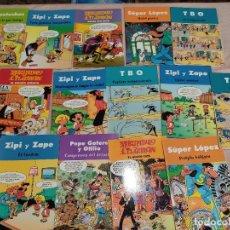 Comics : LOTE DE 16 TEBEOS, EDICIONES B, 2003. ZIPI ZAPE, SUPER LOPEZ, TBO, Y SIMILARES. VER FOTOS. Lote 265753259