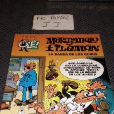 Cómics: OLE MORTADELO Y FILEMON 138 T EDICIONES B. Lote 266016508
