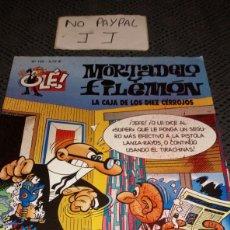 Cómics: OLE MORTADELO Y FILEMON 102 EDICIONES B. Lote 266016688