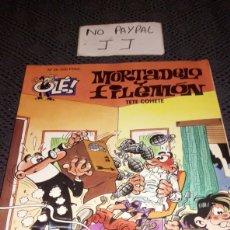 Cómics: OLE MORTADELO Y FILEMON 28 TETE COHETE EDICIONES B. Lote 266016763