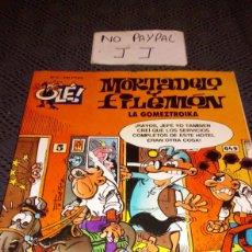 Cómics: OLE MORTADELO Y FILEMON 8 EDICIONES B. Lote 266016843