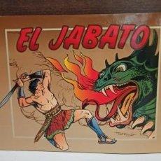 Cómics: EL JABATO Nº 4 - EDICIÓN FACSIMIL - EDICIONES B.. Lote 266035968