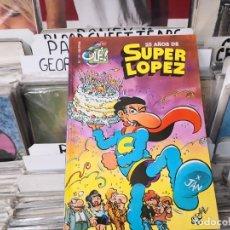 Comics : SUPER LOPEZ 33. 25 ANIVERSARIO EDICIONES B OLE. Lote 266080478