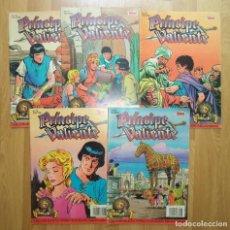 Cómics: LOTE COMICS 'PRINCIPE VALIENTE'. Lote 266172998