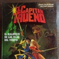 Comics : EL CAPITÁN TRUENO Nº 2 - EL MALEFICIO DE LAS ISLAS DEL VIENTO - EDICIONES B - DE KIOSKO. Lote 266522158