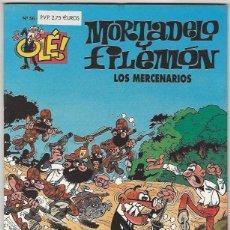 Comics : EDICIONES B. OL� MORTADELO. 56. SIN RELIEVE.. Lote 266696613