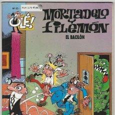 Comics : EDICIONES B. OL� MORTADELO. 83. SIN RELIEVE.. Lote 266696683