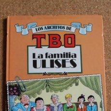 Cómics: TBO GRUPO ZETA. LOS ARCHIVOS DE LA FAMILIA ULISES. Lote 266875299