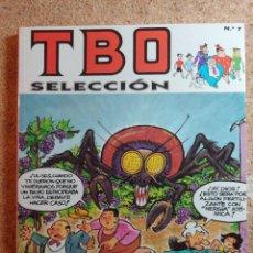 Cómics: COMIC DE T B O SELECCIÓN Nº 7. Lote 267014824