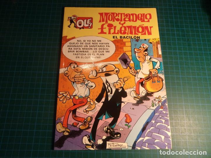 OLE MORTADELO. Nº 5. EDICIONES B. COLECCION CORTA. (M-11) (Tebeos y Comics - Ediciones B - Humor)