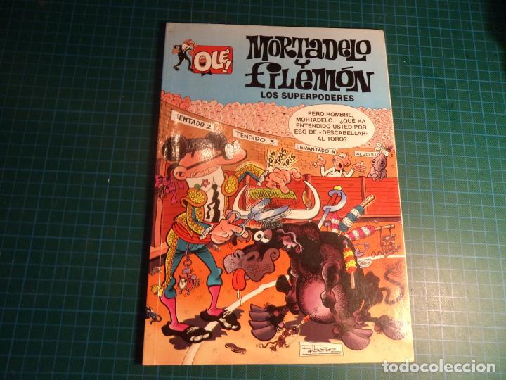 OLE MORTADELO. Nº 14. EDICIONES B. COLECCION CORTA. (M-11) (Tebeos y Comics - Ediciones B - Humor)
