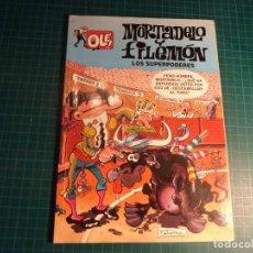 Comics : OLE MORTADELO. Nº 14. EDICIONES B. COLECCION CORTA. (M-11). Lote 267148019