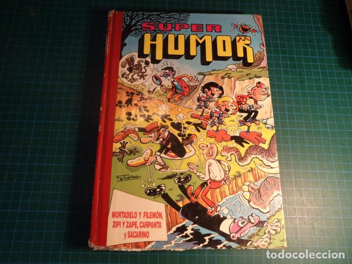 SUPER HUMOR. Nº 26. EDICIONES B. CON SEÑALES DE USO. (M-11) (Tebeos y Comics - Ediciones B - Humor)