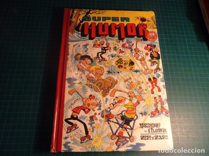 SUPER HUMOR. Nº 38. EDICIONES B. (M-11) (Tebeos y Comics - Ediciones B - Humor)