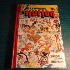 Comics : SUPER HUMOR. Nº 38. EDICIONES B. (M-11). Lote 267148624