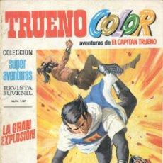 Comics: CAPITÁN TRUENO Nº 32. Lote 267635504