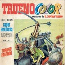 Comics : CAPITÁN TRUENO Nº 39 (1 EURO) + GASTOS DE ENVÍO. Lote 267636174