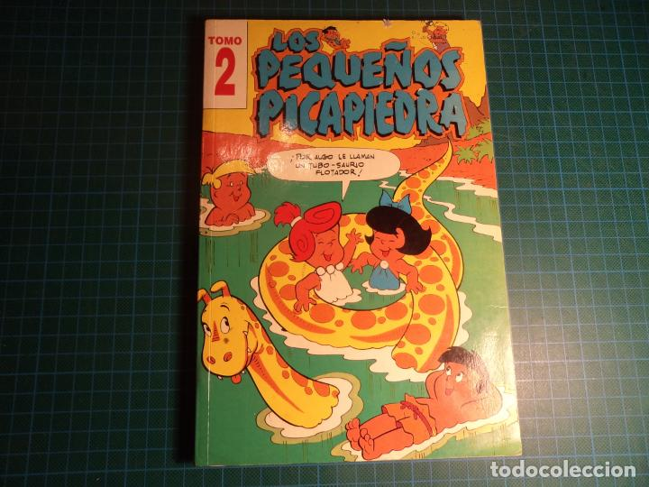 LOS PEQUEÑOS PICAPIEDRA. TOMO 2. EDICIONES B (Tebeos y Comics - Ediciones B - Otros)