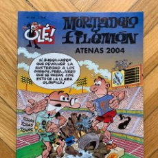 Cómics: MORTADEL Y FILEMÓN ATENAS 2004 - OLÉ Nº 169. Lote 268846804