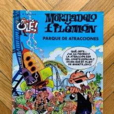 Cómics: MORTADELO Y FILEMÓN: PARQUE DE ATRACCIONES - OLÉ Nº 166. Lote 268854759