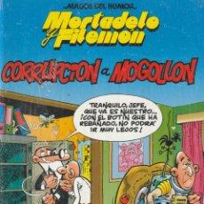 Cómics: MORTADELO Y FILEMON MAGOS DEL HUMOR OPERACION MOGOLLON.1998. FRANCISCO IBAÑEZ.TAPA DURA. Lote 268939449