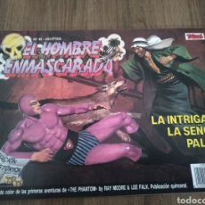 Cómics: COMIC EL HOMBRE ENMASCARADO N° 40 EDICIONES B. S.A. AÑO 1988. COMO NUEVO.. Lote 268986299