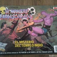 Cómics: COMIC EL HOMBRE ENMASCARADO N°49. EDICIONES B S.A. AÑO: 1988. COMO NUEVO.. Lote 268989779