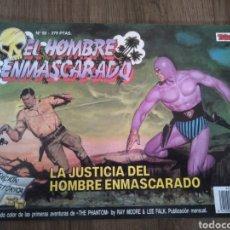 Cómics: CÓMIC EL HOMBRE ENMASCARADO N°50. EDICIONES B S.A. AÑO 1988. COMO NUEVO.. Lote 268990449