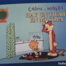 Comics: CALVIN AND HOBBES Nº 7 - COLECCIÓN FANS. Lote 269458558