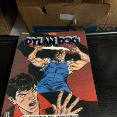 Cómics: DYLAN DOG DE EDICIONES B COMPLETA. 10 ÁLBUMES EN FORMATO GRANDE. Lote 269490413