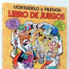 Cómics: MORTADELO Y FILEMÓN. LIBRO DE JUEGOS - TAPA DURA (FRANCISCO IBÁÑEZ) B, 2004. OFRT ANTES 11,95E. Lote 285691008