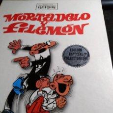 Cómics: TOMO * MORTADELO Y FILEMÓN * ED. ESPECIAL COLECCIONISTAS- 2009. Lote 269687463