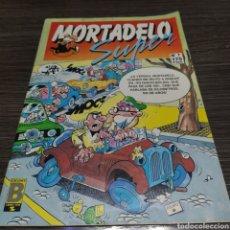 Cómics: MORTADELO SUPER Nº 7. Lote 269752538