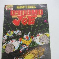 Cómics: DYNAMO JOE Nº 4 EDICIONES B. FIRST BUEN ESTADO ARX108. Lote 270127278