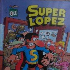 Cómics: TEBEO DE SUPER LÓPEZ Nº 4 - COLECCIÓN OLÉ - AÑO 1993. Lote 270198283