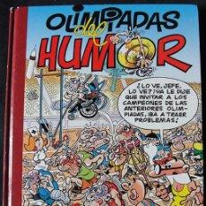 Comics: SUPER HUMOR 2 - MORTADELO Y FILEMON - OLIMPIADAS DEL HUMOR - EDICIONES B, 2009 - 9ª EDICION -. Lote 270223688