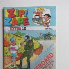 Cómics: ZIPI Y ZAPE EXTRA Nº 12 EDICIONES B 1987 CON SU POSTER. ARX21. Lote 270226473