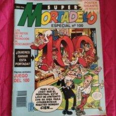 Cómics: COMIC SUPER MORTADELO ESPECIAL N° 100 EDICIONES B. Lote 270517218