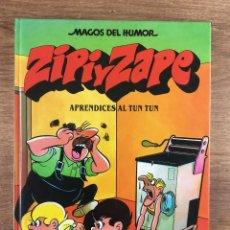 Comics : MAGOS DEL HUMOR Nº 27 ZIPI Y ZAPE - APRENDICES AL TUN TUN - EDICIONES B. Lote 270612358