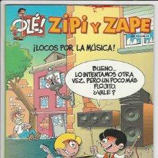 Comics : EDICIONES B. OL�. ZIPI Y ZAPE. 6. CERA Y RAMIS.. Lote 271184373