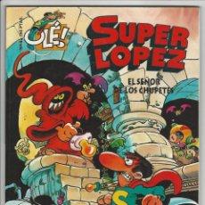 Comics : EDICIONES B. SUPER LOPEZ. EN RELIEVE. 5.. Lote 271249148