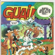 Comics : EDICIONES B. TEBEOS SA. GUAI. 124.. Lote 271329628