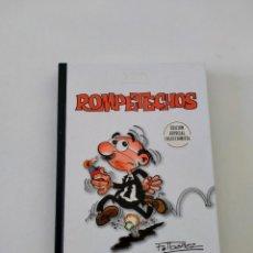 Comics : CLÁSICOS DEL HUMOR ROMPETECHOS L EDICIÓN ESPECIAL COLECCIONISTA EDICIONES B AÑO 2009. Lote 271979248