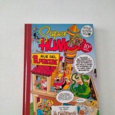 Comics : SUPER HUMOR NÚMERO 35 13,RUE DEL PERCEBE 10 EDICIÓN AÑO 2010 EDICIONES B. Lote 272032318