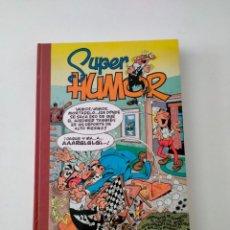 Comics : SUPER HUMOR NÚMERO 31 MORTADELO Y FILEMÓN 5 EDICIÓN AÑO 2004 EDICIONES B. Lote 272033768