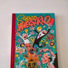 Cómics: SUPER HUMOR NÚMERO 29 MORTADELO SUPER ANIVERSARIO 1 EDICIÓN AÑO 1998 EDICIONES B. Lote 272055848