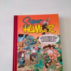 Cómics: SUPER HUMOR NÚMERO 27 MORTADELO 3 EDICIÓN AÑO 2002 EDICIONES B. Lote 272056548