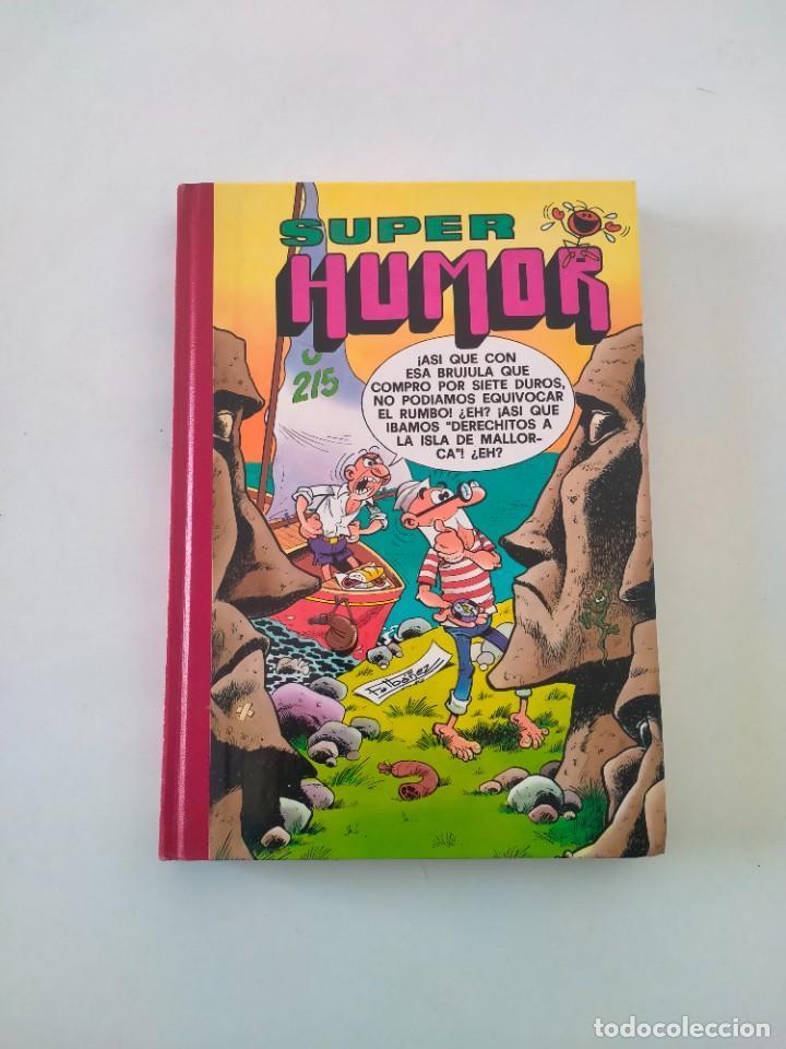 SUPER HUMOR VOLUMEN 54 EDICIONES B AÑO 1991 2 EDICIÓN (Tebeos y Comics - Ediciones B - Clásicos Españoles)