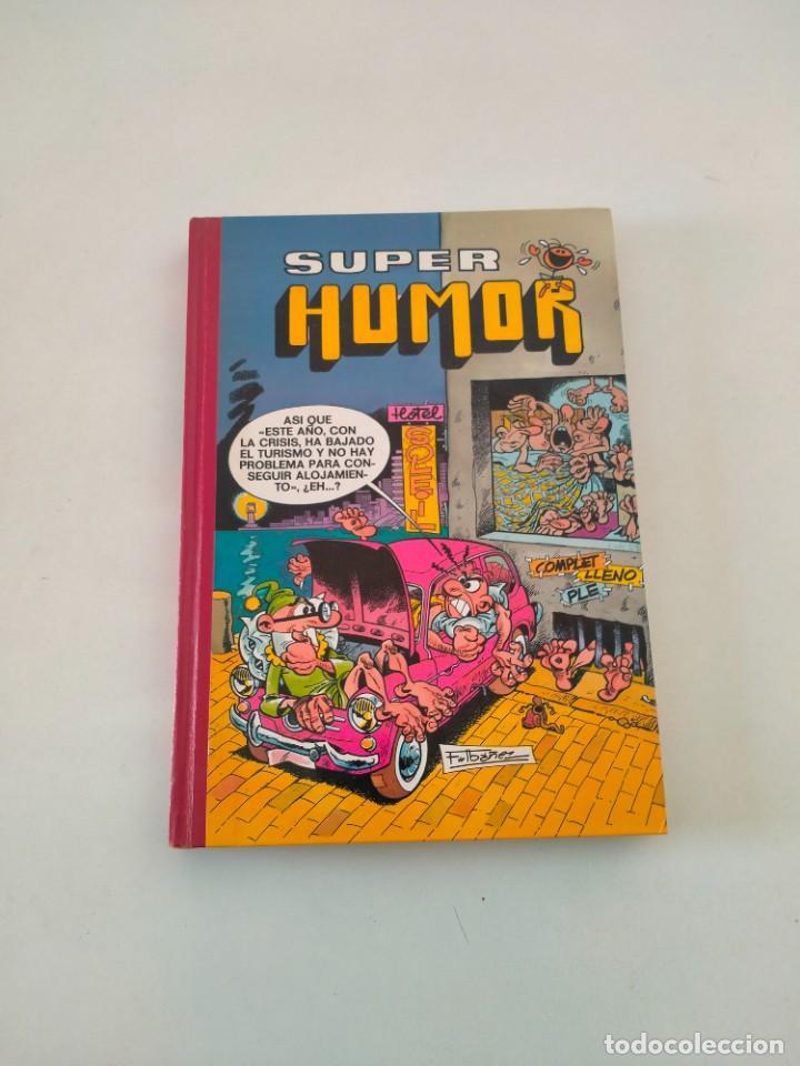 SUPER HUMOR VOLUMEN 18 EDICIONES B AÑO 1990 1 EDICIÓN (Tebeos y Comics - Ediciones B - Clásicos Españoles)